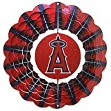 Iron Stop Los Angeles Angels Wind Spinner at Amazon.com