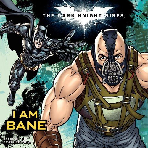 The Dark Knight Rises: I Am Bane, Lucy Rosen