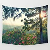 Society6 - Mountain View Wall Tapestry by Yoshigirl