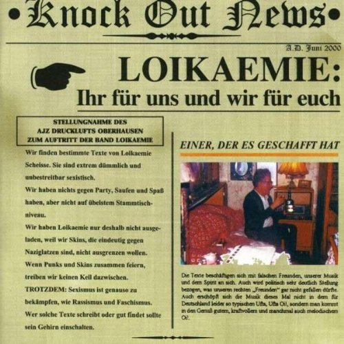 Ihr Fuer Uns Und Wir Fuer by LOIKAEMIE (1997-01-27)