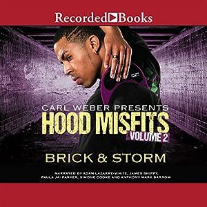 Hood Misfits Volume 2 Audiobook