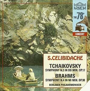 Symphony #2, Op. 17: Symphony #4, Op. 98