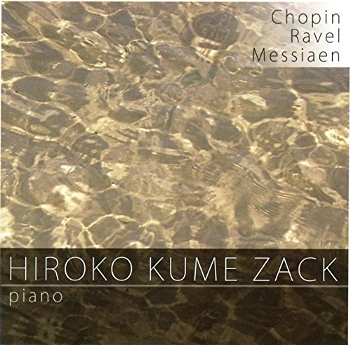 Hiroko Kume Zack - piano