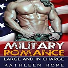 Large and In Charge (       UNABRIDGED) by Kathleen Hope Narrated by Veronica Heart