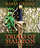 img - for Trials of Hallion, Two of Swords, book one book / textbook / text book