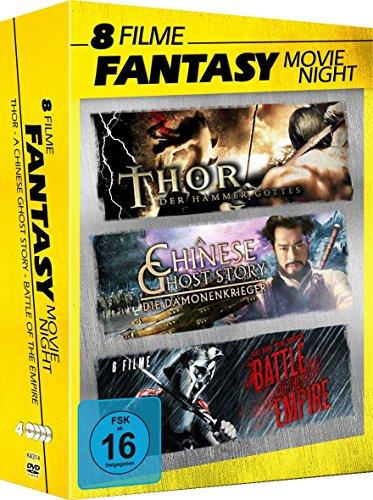 Fantasy Movie Night 2 [4 Disc Set]