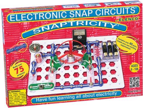 Elenco Electronics Snap Circuits Snaptricity