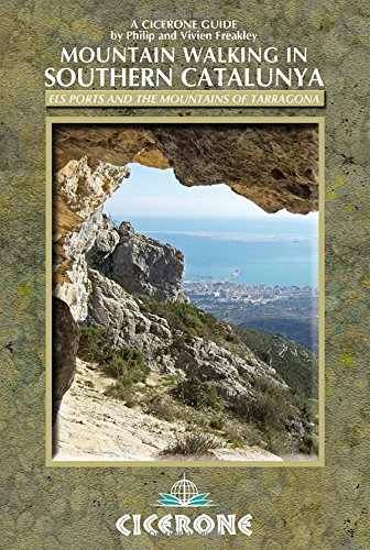 Mountain Walking in Southern Catalunya (Cicerone Guide)