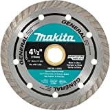 Makita A-94552 4-1/2-Inch Turbo Rim Diamond Masonry Blade