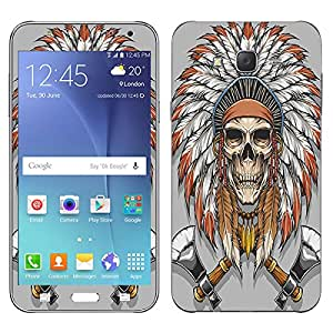 Theskinmantra American Indian SKIN for Samsung Galaxy J7
