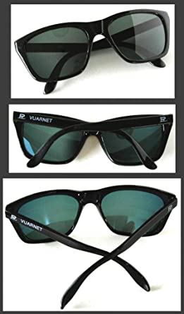eb885a6c2d44f VUARNET 006 3006 Noir brillant PX3000 Lunettes de soleil ( - fr-shop
