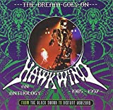 Dream Goes On: From the Black Sword to Distant Horizons by Hawkwind (2009)