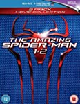 The Amazing Spider-Man 1-2 [DVD] [Blu...
