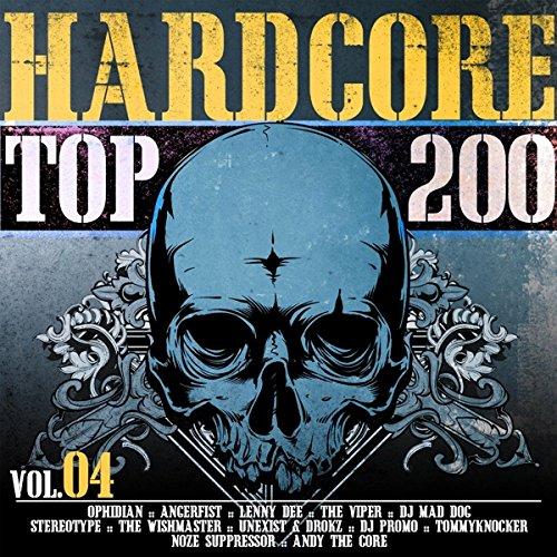 VA-Hardcore Top 200 Vol. 04-4CD-FLAC-2015-VOLDiES Download