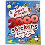 Super Animals 2000 Stickers
