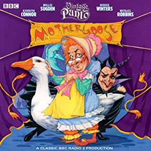 Mother Goose (Vintage BBC Radio Panto) Radio/TV Program