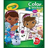 Crayola - Disney - L�pices de colores Doctora juguetes (Vivid Imaginations 1434399)
