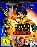 DVD & Blu-ray - Star Wars Rebels - Die komplette erste Staffel [Blu-ray]
