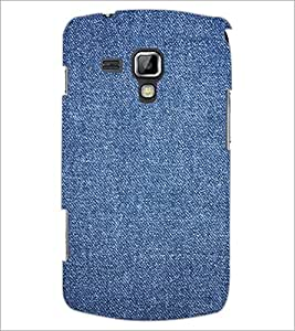PrintDhaba Denim D-2411 Back Case Cover for SAMSUNG GALAXY S DUOS S7562 (Multi-Coloured)