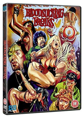 Bloodsucking Freaks - Extreme Uncut Collector's Edition [DVD] [Edizione: Regno Unito]
