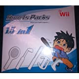 Nintendo WII 15 in 1 sport pack