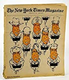 img - for The New York Times Magazine, February (Feb.) 13, 1972 - Snowmobile Dream Machines! / How Rich is a Rich Apache? book / textbook / text book
