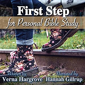 First Step for Christians Audiobook