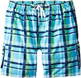 Kanu Surf Men's Big Contender Extended Size Swim Trunk