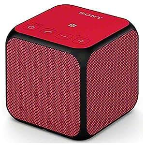 SONY ワイヤレスポータブルスピーカー Bluetooth対応 レッド SRS-X11/R
