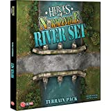 IELLO Heroes of Normandie - River Set Terrain Pack Board Game