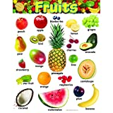 LEARNING CHART FRUITS