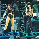 BLACK LAGOON ブラックラグーン フィギュア ロベルタ登場編 レヴィ・ロベルタ 全2種セット