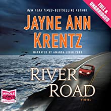 River Road (       UNABRIDGED) by Jayne Ann Krentz Narrated by Amanda Leigh Cobb