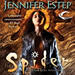 The Spider: Elemental Assassin, Book 10 (       UNABRIDGED) by Jennifer Estep Narrated by Lauren Fortgang