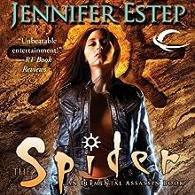 The Spider: Elemental Assassin, Book 10 Audiobook by Jennifer Estep Narrated by Lauren Fortgang