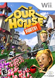 Our House Party Nintendo Wii Our House Party Game Video Games