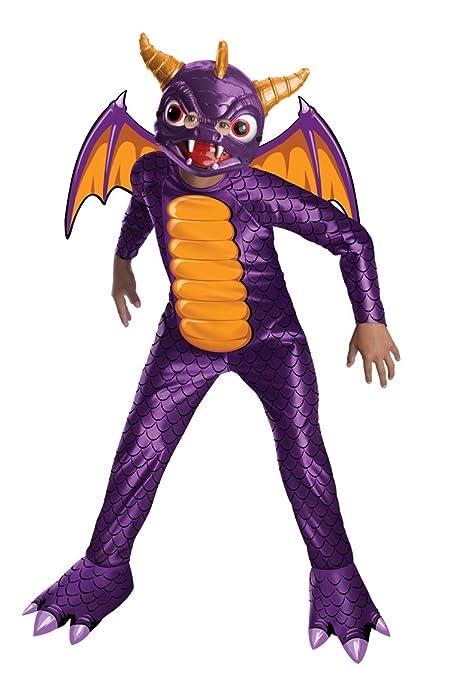 Skylanders Spyrou0027s Adventure Spyro The Dragon Costume  sc 1 st  Dragon Decor Ideas & 46 Dragon Costumes For Kids: Impressive for Halloween