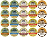 20-count GROVE SQUARE CAPPUCCINO K-Cup Variety Sampler Pack, Single-Serve Cups for Keurig Brewers