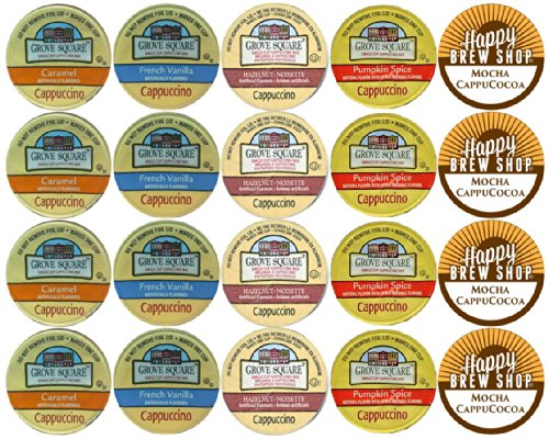 20-count-grove-square-cappuccino-k-cup-variety-sampler-pack-single-serve-cups-for-keurig-brewers