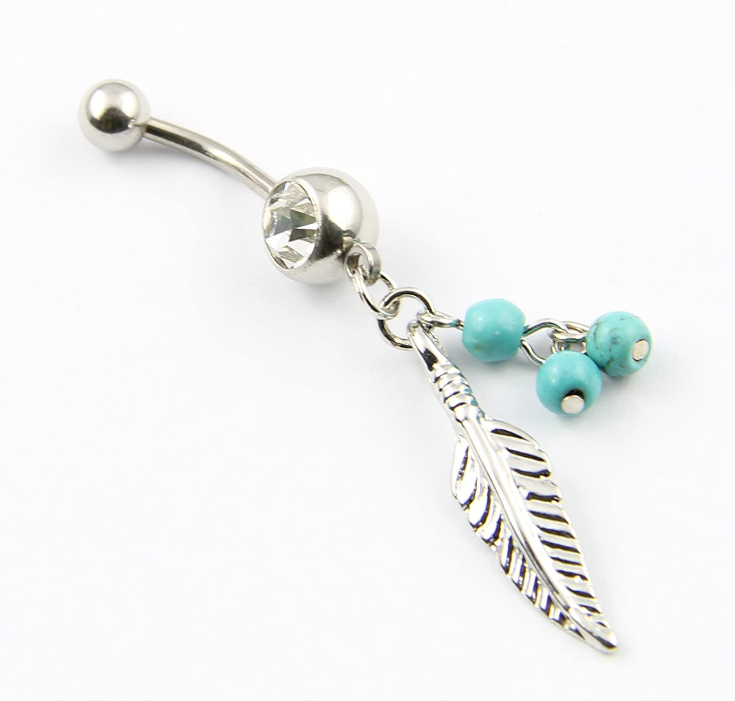 Long Belly Button Rings – Ultimate-Ashlee