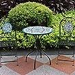mosaic garden furniture