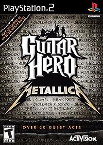 Guitar Hero Metallica - PlayStation 2