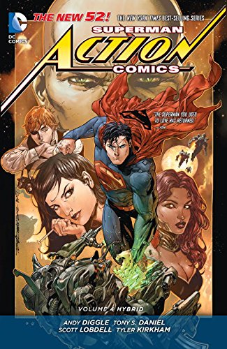 Superman  Action Comics Volume 4: Hybrid TP (The New 52)