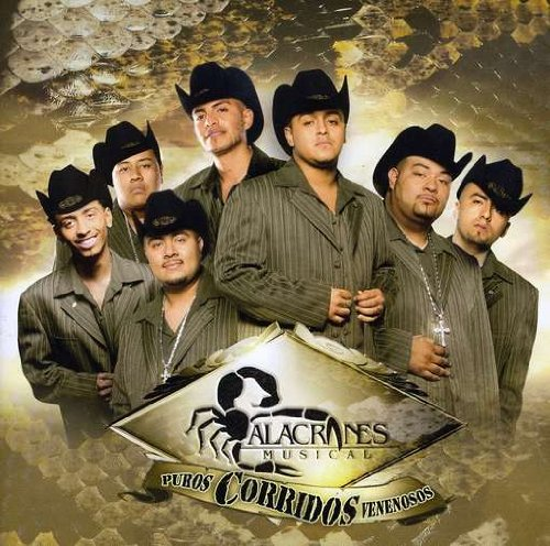 Corrido Music Mexico Corridos Venenosos Music