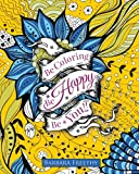 img - for Be Happy: Adult Coloring Book (Be Coloring) (Volume 1) book / textbook / text book