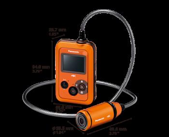 Tragbare Mini- Sport-Kamera