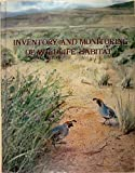 img - for Inventory and Monitoring of Wildlife Habitat book / textbook / text book