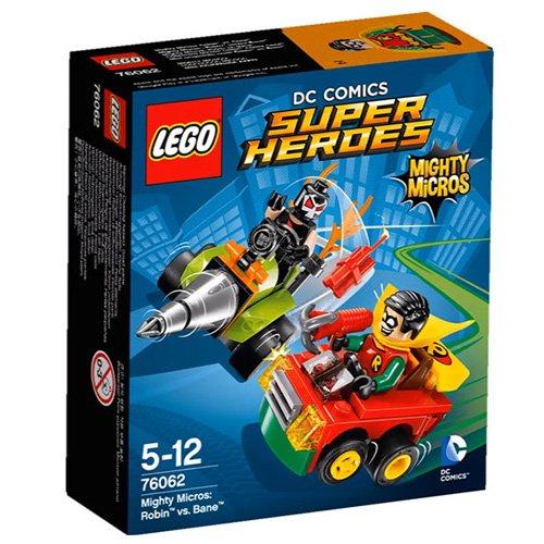 Lego Super Heroes 76062 - Mighty Micros: Robin Contro Bane