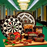 Dart Board Set -Gourmet Dart Players Gift -Great Father's Day Gift Idea