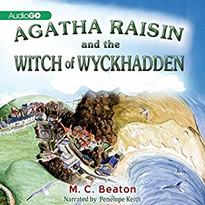 Agatha Raisin and the Witches of Wyckhadden Audiobook